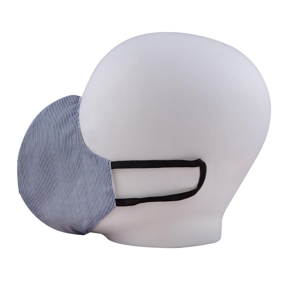 Mascherina filtrante anatomica riutilizzabile