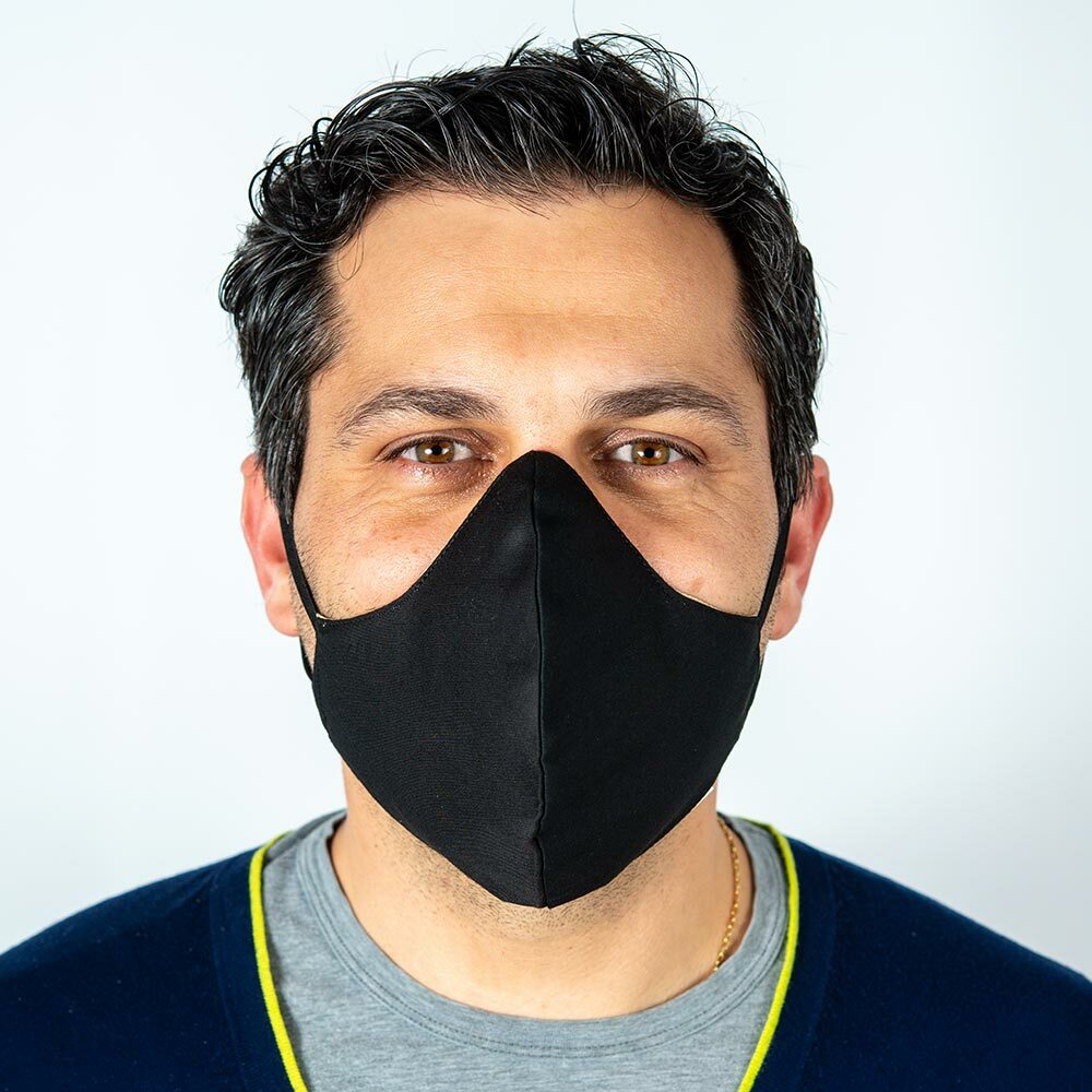 Mask for man