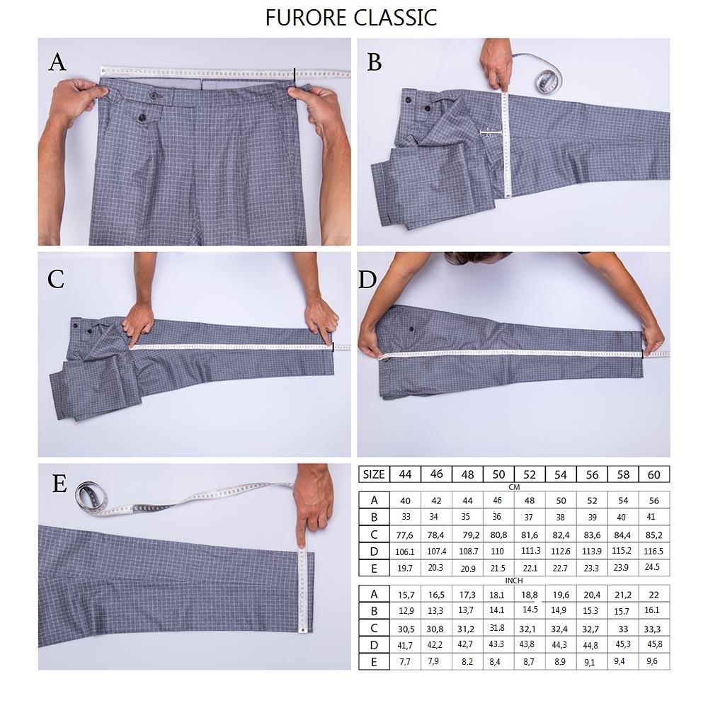 Size Furore Classic